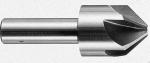 Конусный зенкер HSS, цилиндрический хвостовик, М6, 12 мм, BOSCH, 2608596371