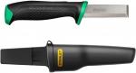 Нож-долото FatMax Chisel Knife с лезвием из углеродистой стали, STANLEY, 0-10-233