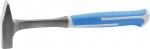 """Молоток слесарный """"ЭКСПЕРТ"""" цельнокованый, с двухкомпонентной рукояткой, 500г, ЗУБР, 20012-05"""