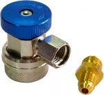 Муфта быстросъемная с вентилем, высокого давления, МАСТАК, 105-40004