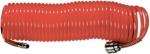 Шланг спиральный воздушный, с быстросъемными соединениями, MATRIX