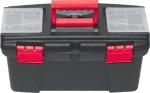 Ящик для инструмента, съемный лоток, 2 съемных органайзера, КОНТРФОРС